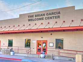 Brian Garcia Welcome Center