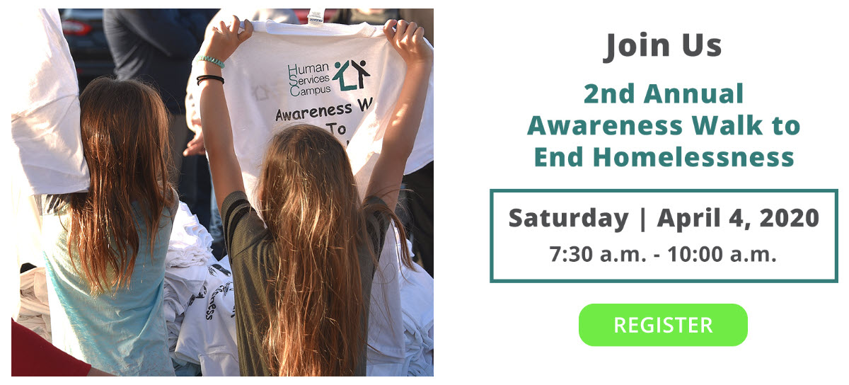 2nd Annual Awareness Walk to End Homelessness