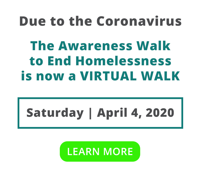 2020 Walk to End Homelessness