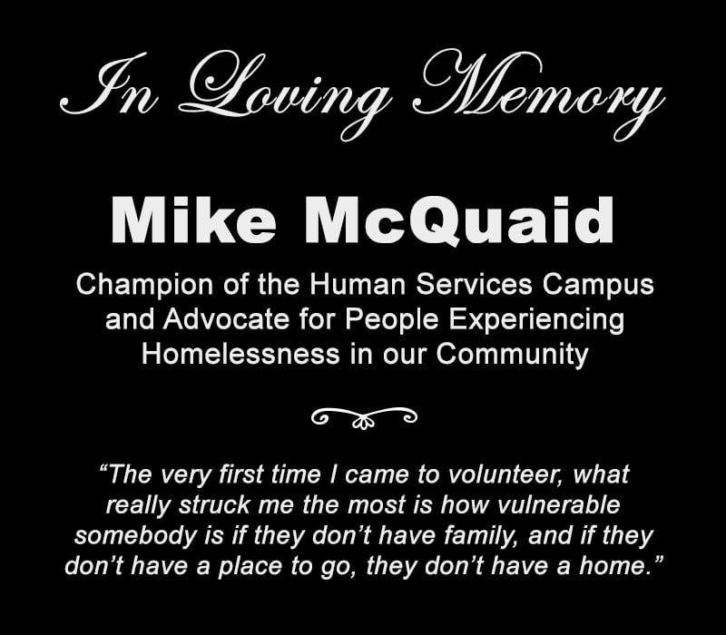 In Loving Memory - Mike McQuaid