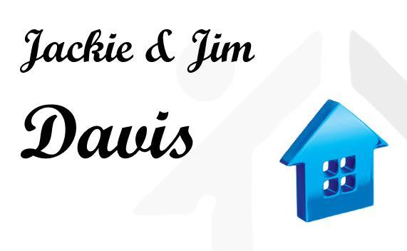 Jackie and Jim Davis