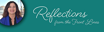 Read the Latest Reflections from Amy